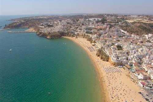 Falesia Beach, Albufeira, Algarve, Portugal