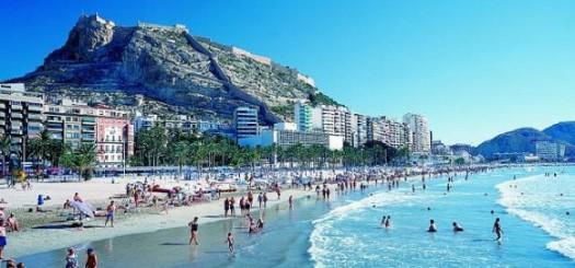 Alicante_Playa_El_Postiguet_by_