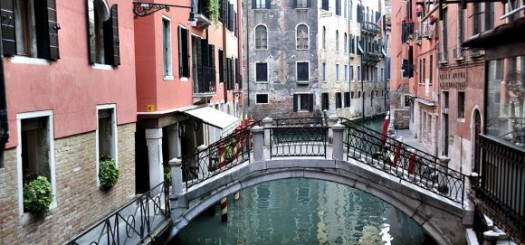 Venice Italy - Creative Commons by gnuckx