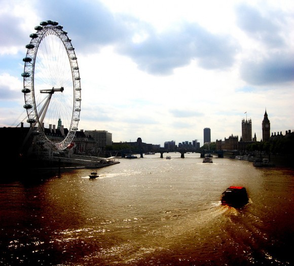 London by Flickr user JohnGoode (creative commons)