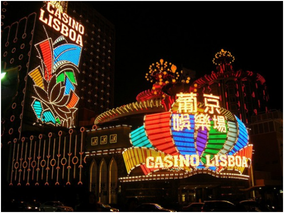 Casinos creative commons