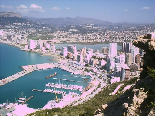Calpe, Spain (Creative Commons)