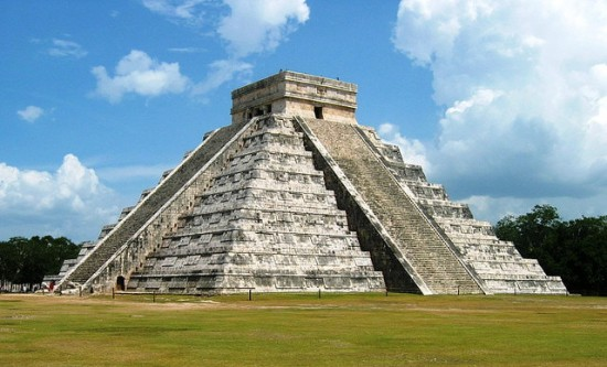 The Chichen Itza Ruins, Mexico (Creative Commons photo via Flickr)