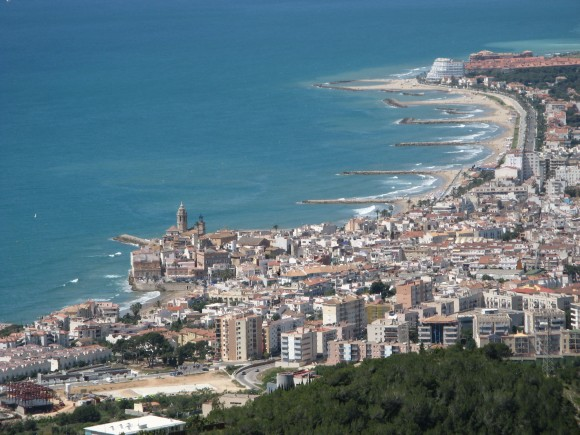 Sitges (Creative commons)