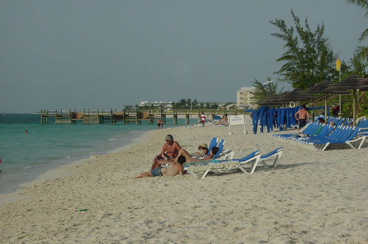 Chilling on the beach is one of the top things to do in Turks and Caicos Islands ... photo by CC user Captain-tucker on wikimedia