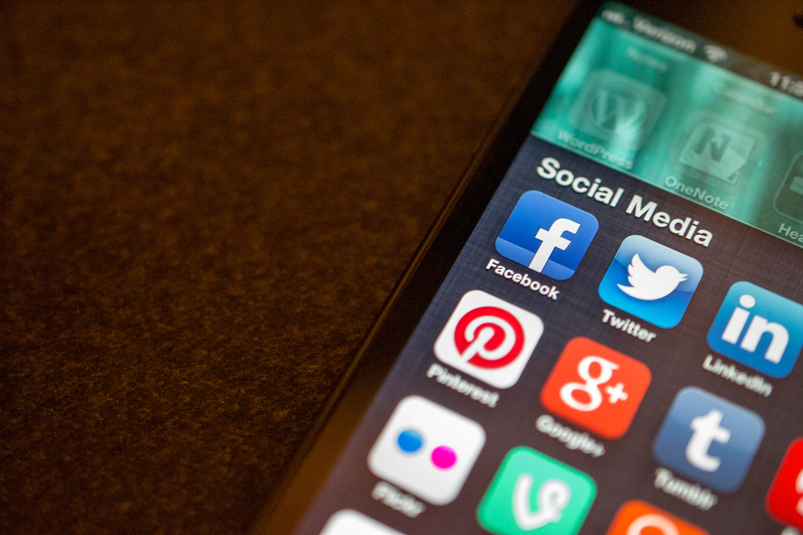 While social media apps are often necessary in business today, the ones in this article will actually help you improve productivity ... photo by CC user jasonahowie on Flickr