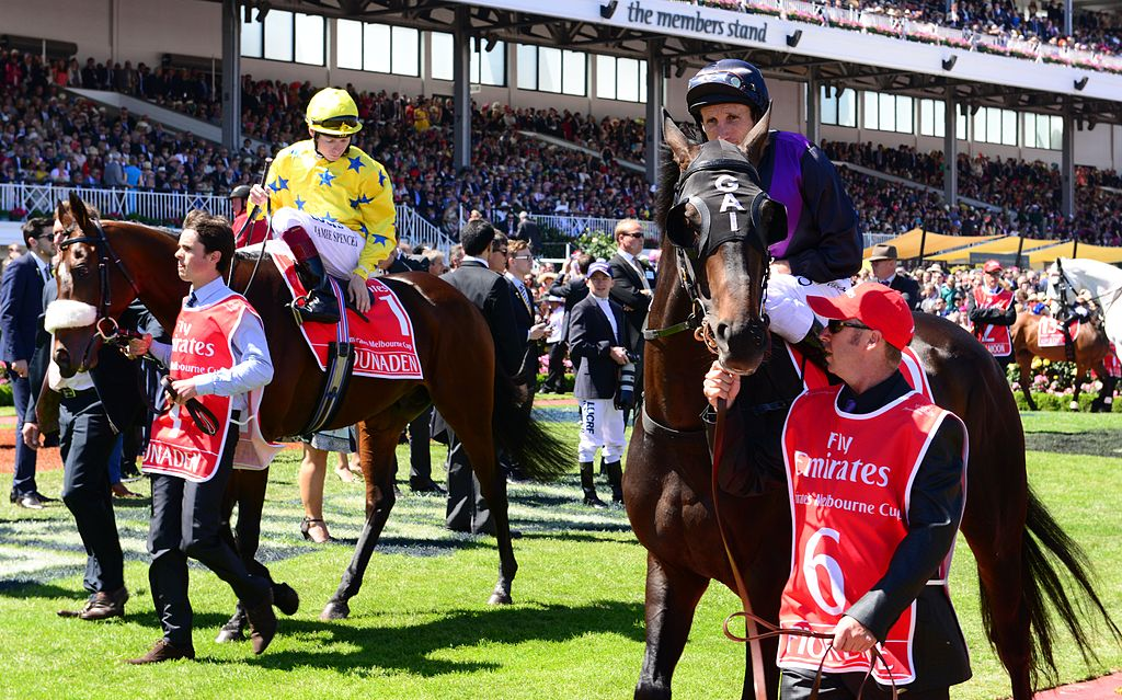 The History of the Melbourne Cup has made many horses and people famous ... photo by CC user Chris Phutully on Flickr