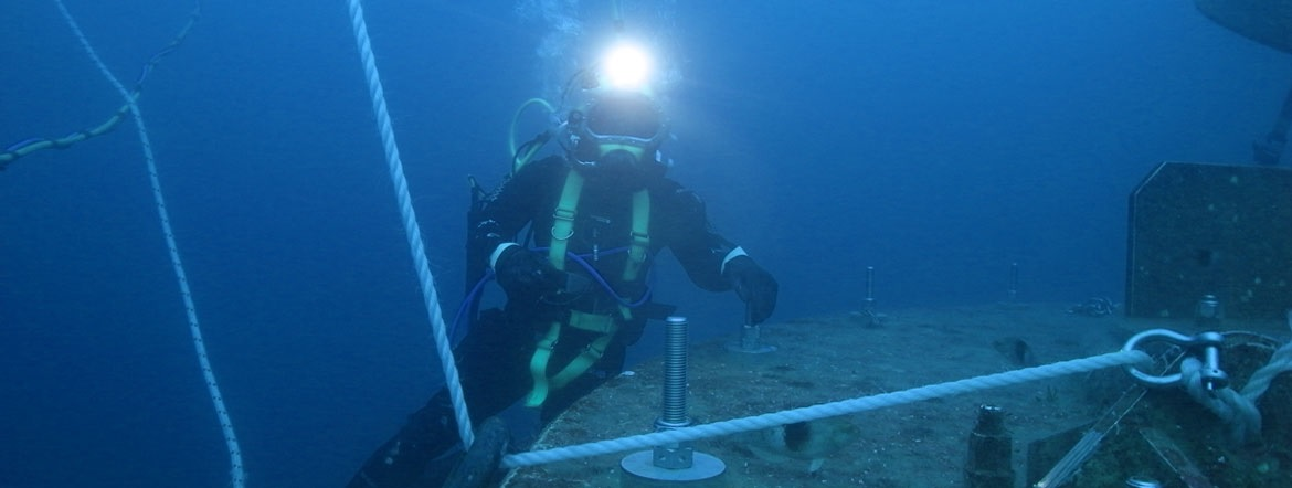 What are the best uses of Commercial Diving Services?