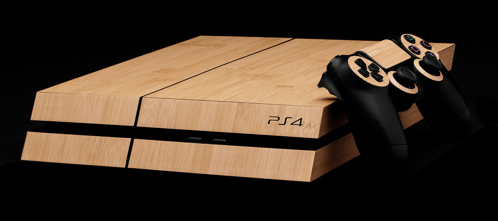 Wrap Up Your PS4 for Extra Protection