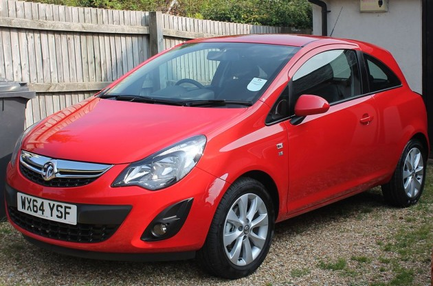 My_new_car-_2014_Vauxhall_Corsa_1.2_Excite_(14970419439)