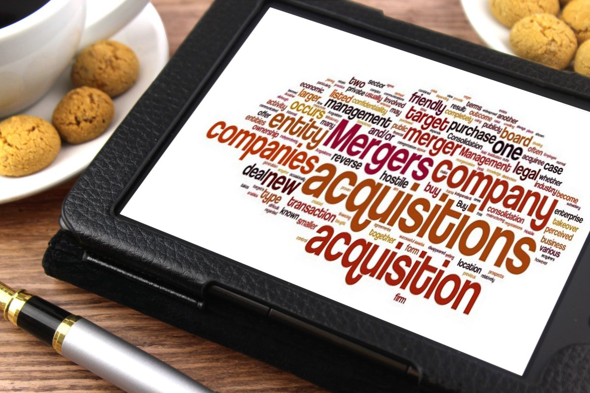 Specialist services can help you when it comes to mergers and acquisitions