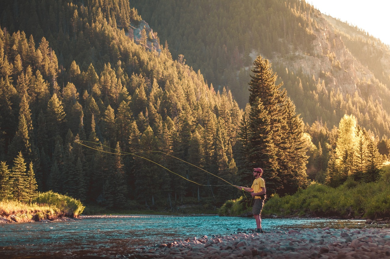 Learning a hobby like fly fishing will introduce you to a sport that will be the source of much joy over the years that follow