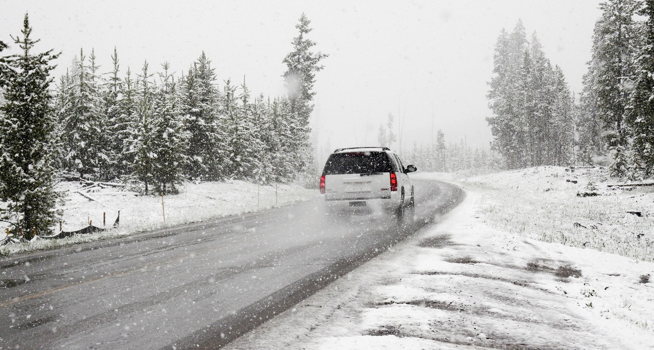 What do you need to do before taking off on a Winter Road Trip?