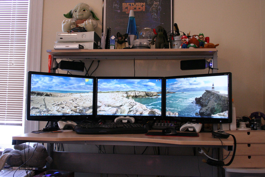 What makes a high quality gaming monitor?