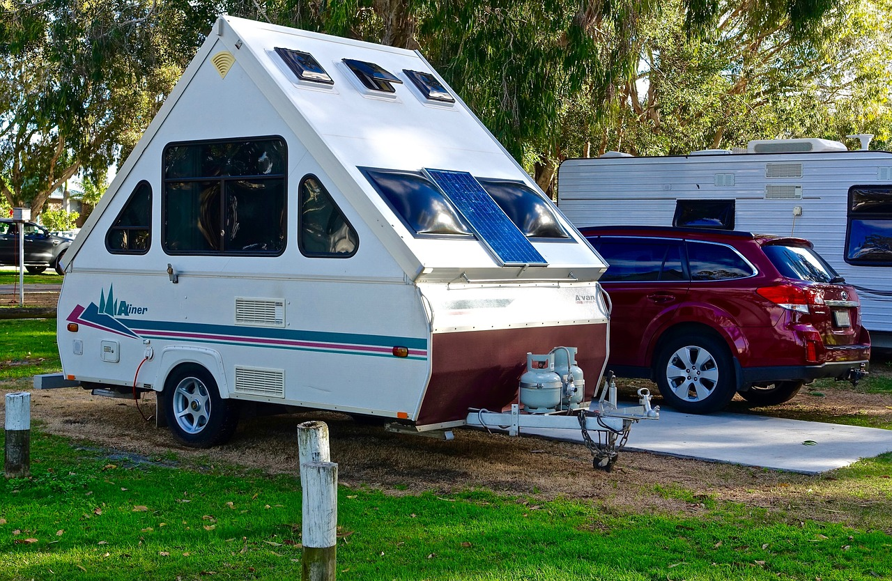 These RV Camping Tips For Beginners help you make the most of your new purchase
